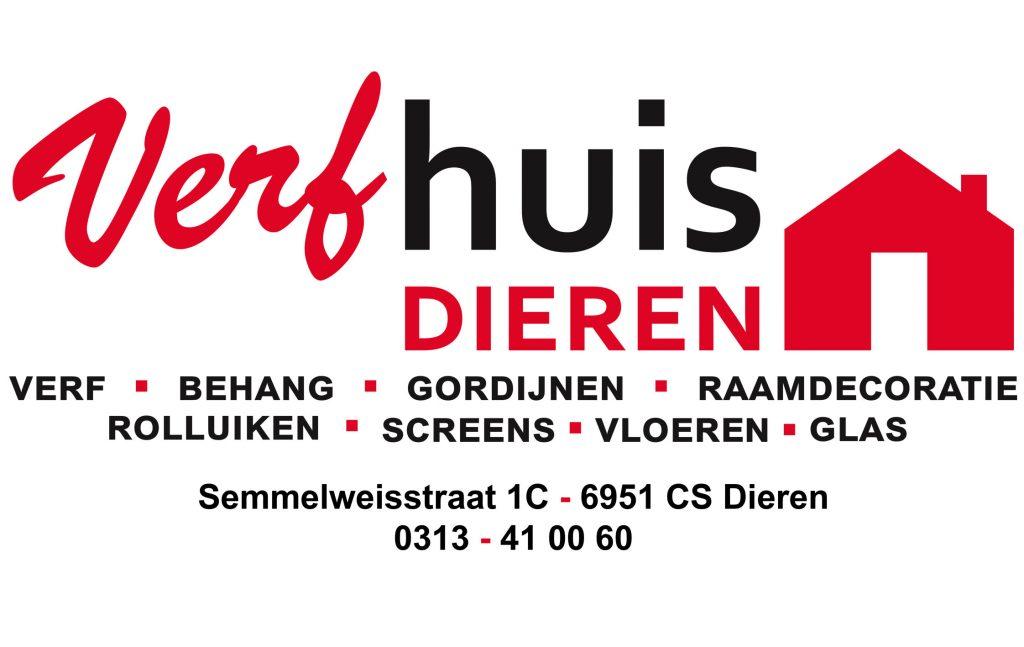 Logo Verfhuis Dieren