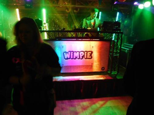 Gekostumeerdbal met DJ Wimpie