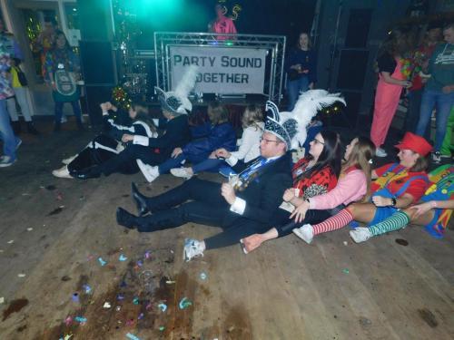 Olderwets Karnaval met Partysound Together